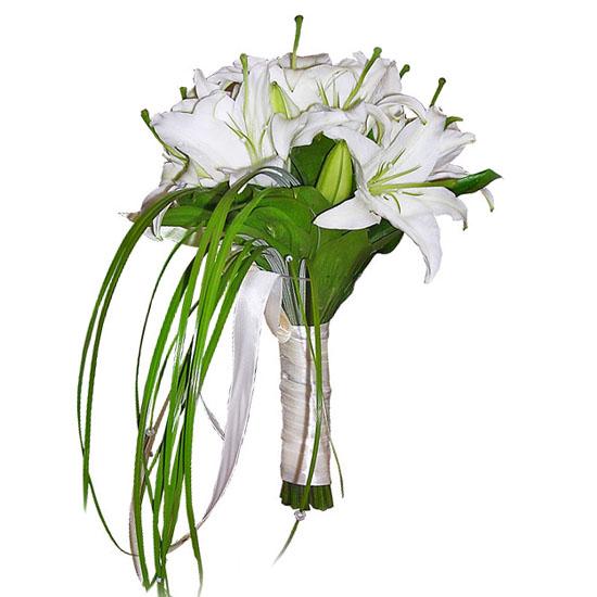 Свадебные букеты с лилий цены днепропетровск, букеты сентября
